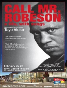 Cal Mr Robeson
